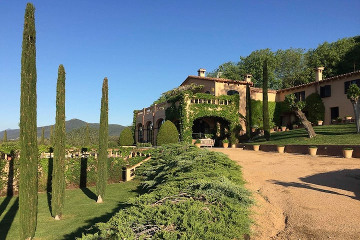 Espectacular house in the Garrotxa!