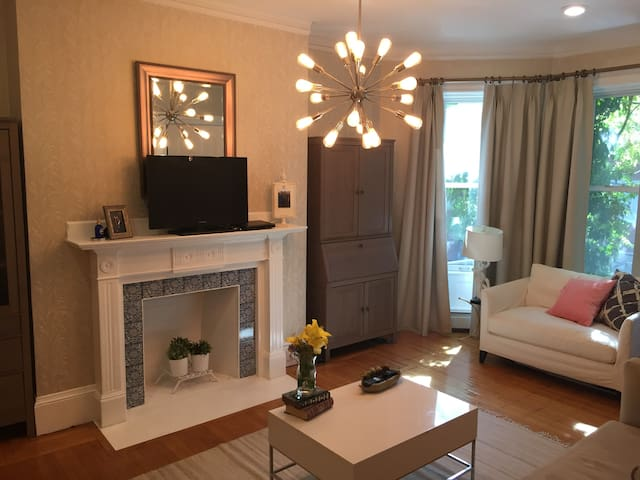 Back Bay Apartment Charming & Close to Everything! - Boston - Flat
