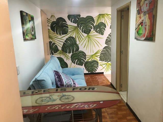 disfruta Manizales en un lindo espacio intimo