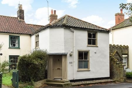 Wells - Spacious cottage on the village green - Wells-next-the-Sea - 独立屋