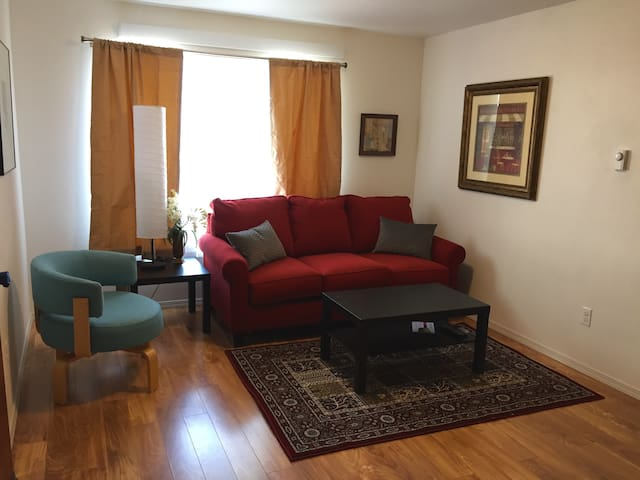 Recently Remodeled Ballard Apartment