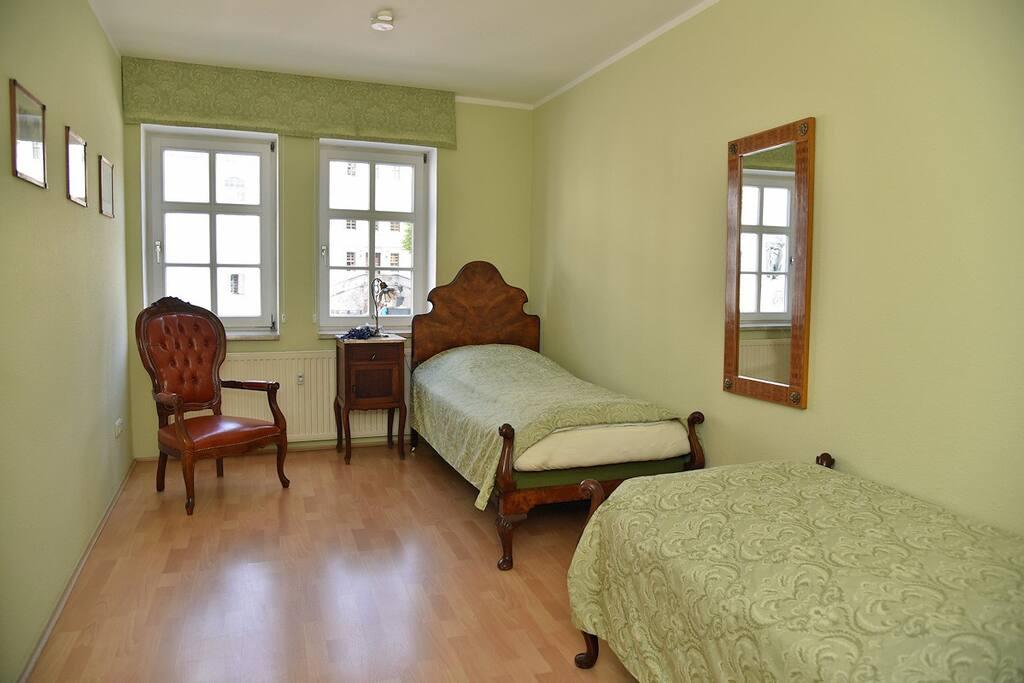 Schlafzimmer Arthur