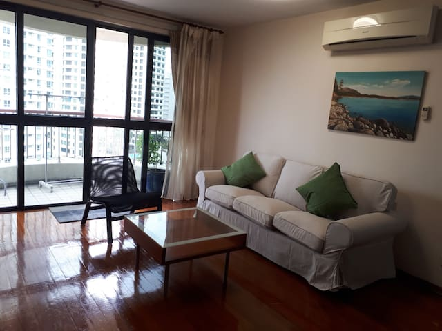 convenience location with friendly host