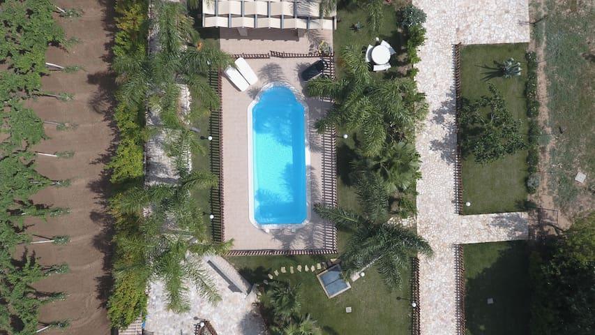 villetta indipendente pupillo casa vacanza - Francavilla Fontana - Daire