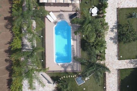 villetta indipendente pupillo casa vacanza - Francavilla Fontana