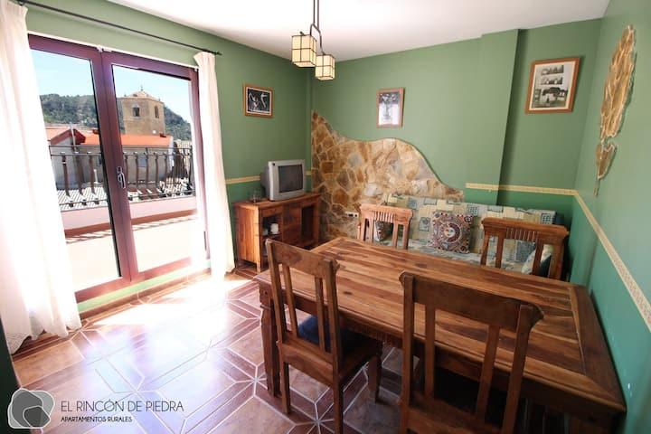 """Apartamentos Rurales """"El Rincón de Piedra  VII"""""""