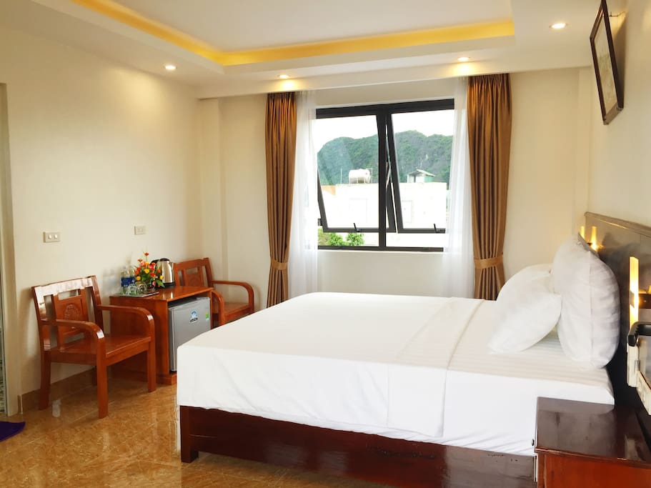 double room in tam coc