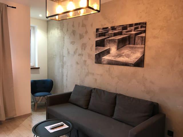 Apartment Katowice Moniuszki Street 10/9B