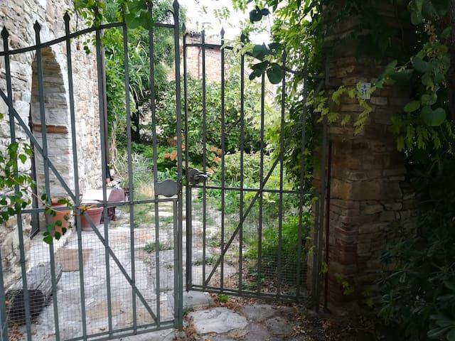 Soggiorno indimenticabile in un borgo medievale
