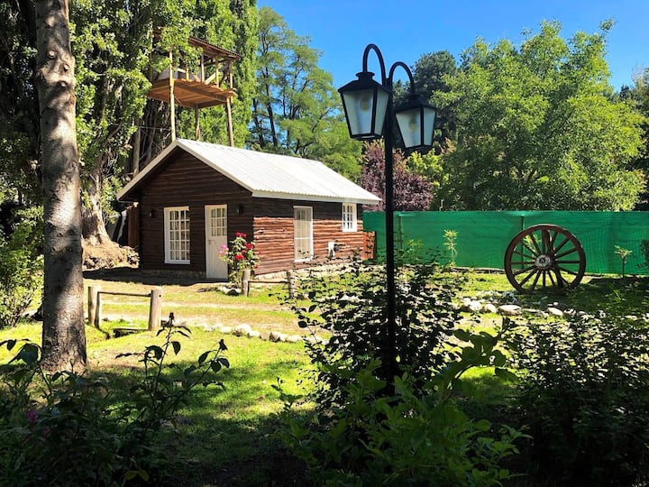 Cabaña Cambet Candau