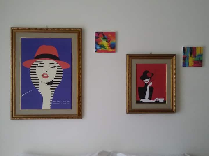 Casa Rosetta ( Modern Room )