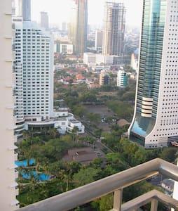 Sudirman Park Apartment 1 bed room