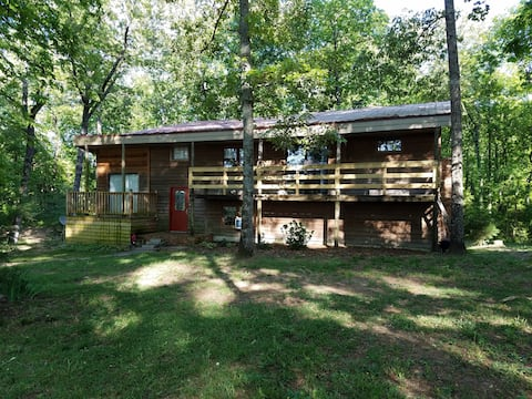 The Pond House at Salkehatchie Farms