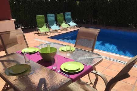 Fabulous Villa With Private Pool and Terrace - Torre-Pacheco