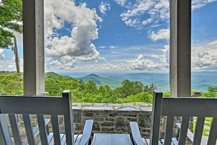 NEW! Charming Historic Family Home w/ Mtn Views!