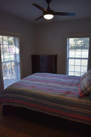 Bedroom 3 has Full Private Bathroom, Queen Bed