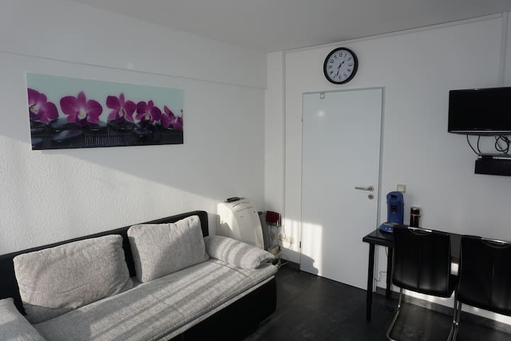 Kleines, feines Apartment im Herzen von Düsseldorf