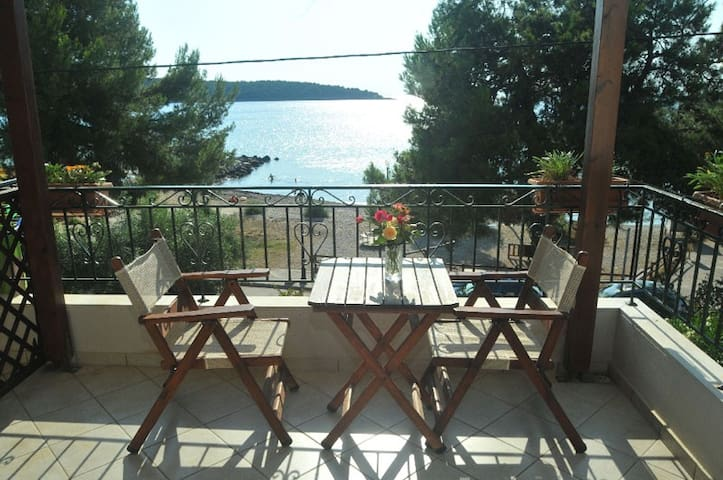 Apartment for 3 Pers. Nr. 5 - Milina Pelion