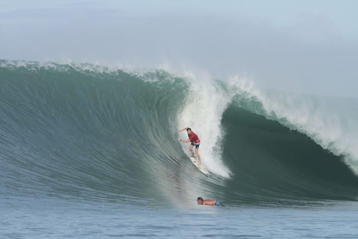 Kwalitas Nias Surf Camp (standard room)