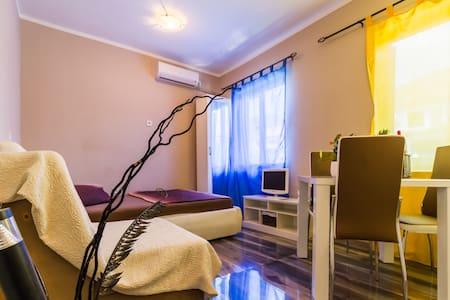 Belane Studio Apartment 1 w Modernym Ośródkie