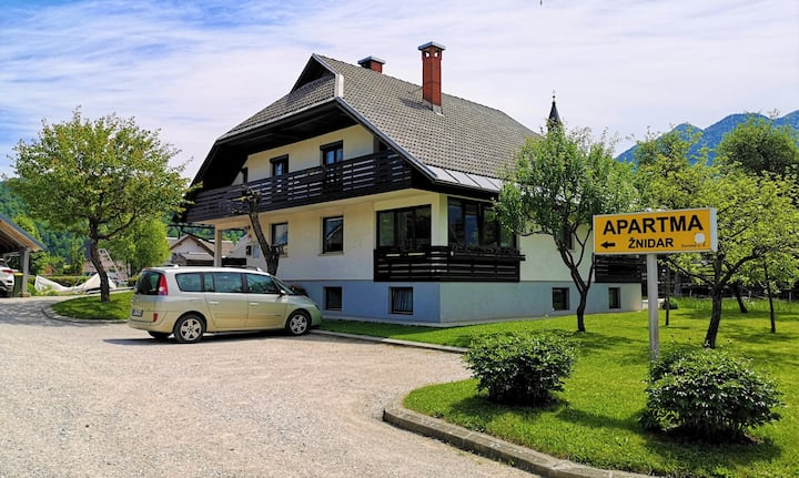 Apartmaji Žnidar - A3