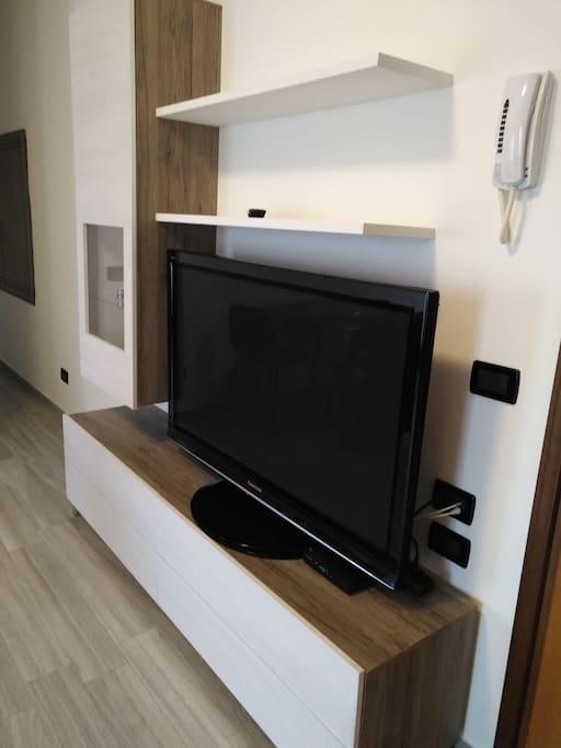 TV di grandi dimensioni - Great dimension TV