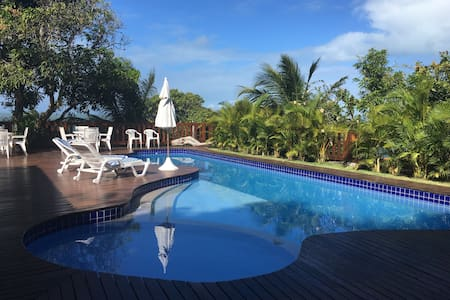 Beautiful beach house with pool - Goiana