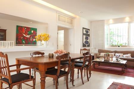 Apartamento de luxo - Lagoa Rodrigo de Freitas - Rio de Janeiro