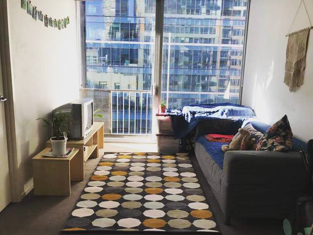 Modem and Home-Like Apartment in CBD