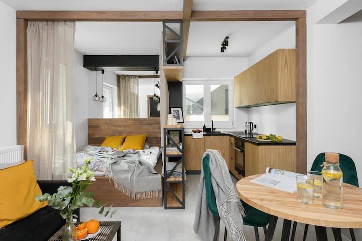 Aparthotel Narciarska 2 - Studio 4-osobowe