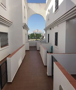 Duplex:Terraza,wifi aire acondicionado plaz garaje
