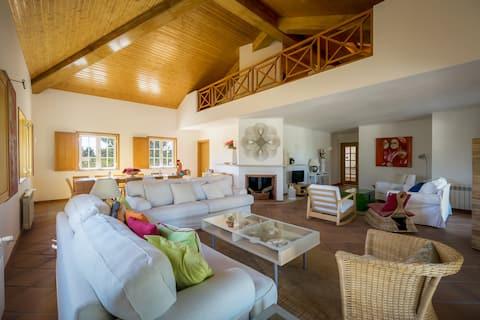 Villa Moínho 44 Incredibile casa con piscina privata!