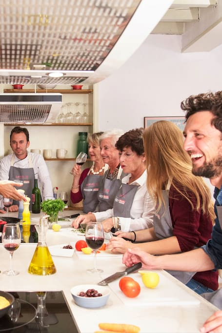 Hands on Spanish  cooking experience