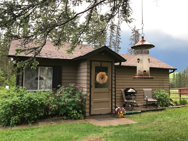 Grizzly Ridge Country Cottage - Private, Rustic