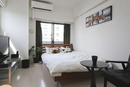 Modern Room near Shinjyuku&Shibuya/Special Price. - Shibuya - Apartment