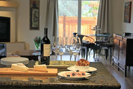 ★ Spa ★ Bocce ★ BBQ Kitchen ★ Wineries ★