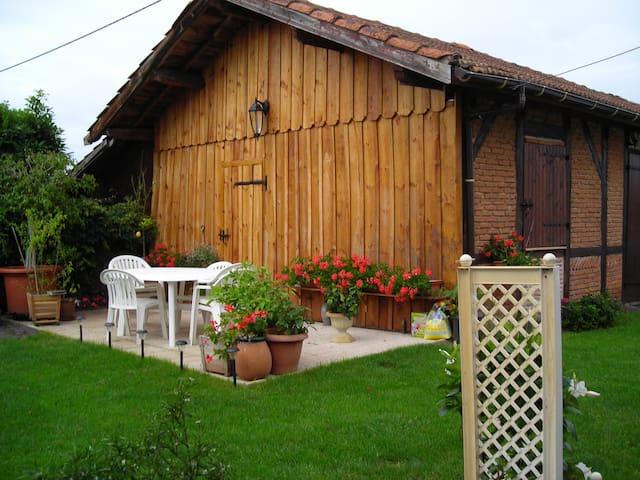 Maison landaise typique - Mimizan - Hus