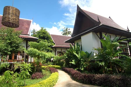 Lanta Klong Nin Beach Resort - Koh Lanta - Bungalow