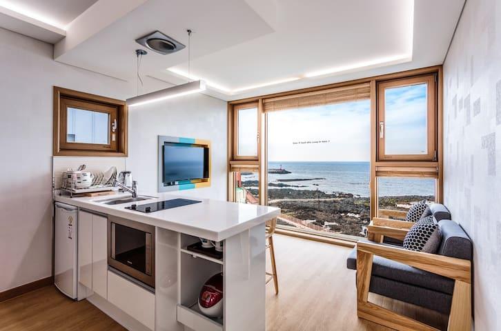 10. jeju ollero (PentHouse), Ocean View