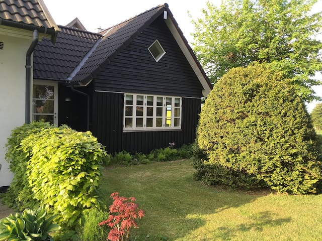 Experience the green nature close to Gilleleje