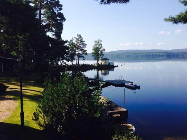 Norra Barken lake