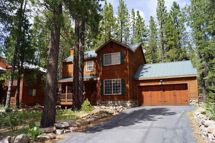 3 bd Tahoe Donner Home