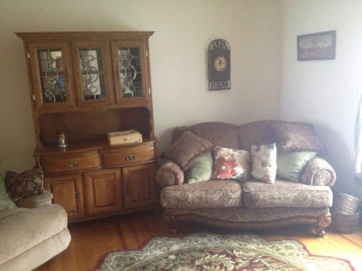 Catskill Mountain Country Apartment
