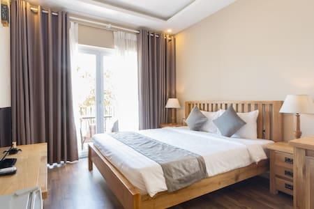 Sea view room with oak interiors #1 - Da Nang