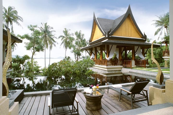 Villa Salika, 5 Bedroom in Chalong - Phuket - Villa