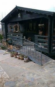 Encantadora casa de madera - La Solana