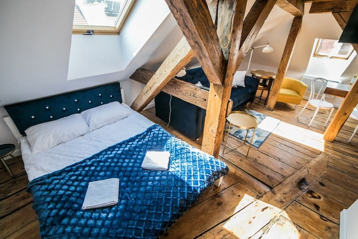 Apartamenty Jęczmienna 29 - Nr 1 - Niebieski