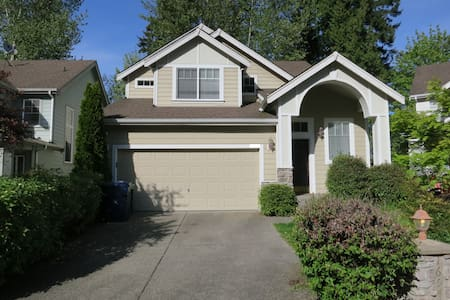 Master Suite in Wine Country - Woodinville