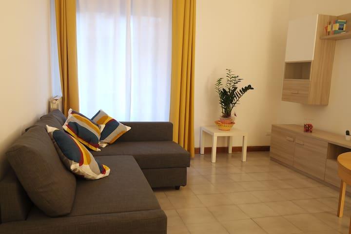 Spacious apartment near Florence - Scandicci - Huoneisto
