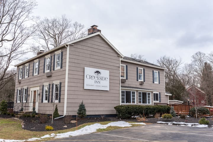 The Creekside Inn - Quaint, Cozy and Convenient - Oneida - Boutique hotel